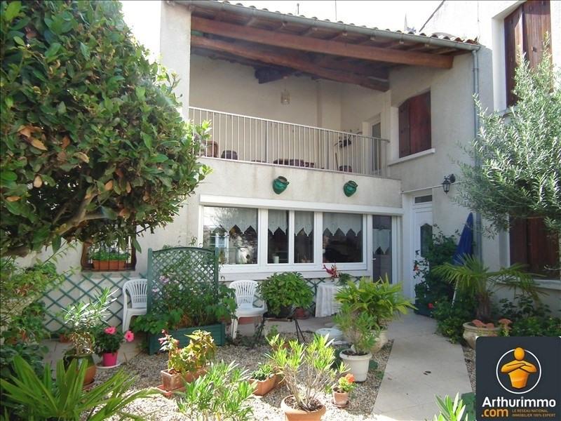 Sale house / villa Matha 108000€ - Picture 1