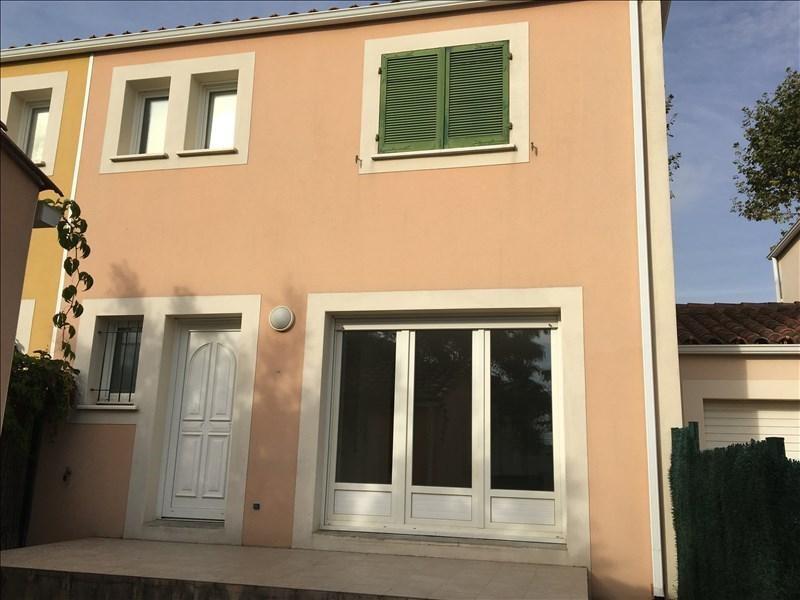 Location maison / villa Villeneuve les maguelone 1100€ CC - Photo 1