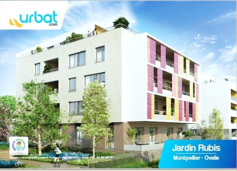 Vente appartement Montpellier 367000€ - Photo 1