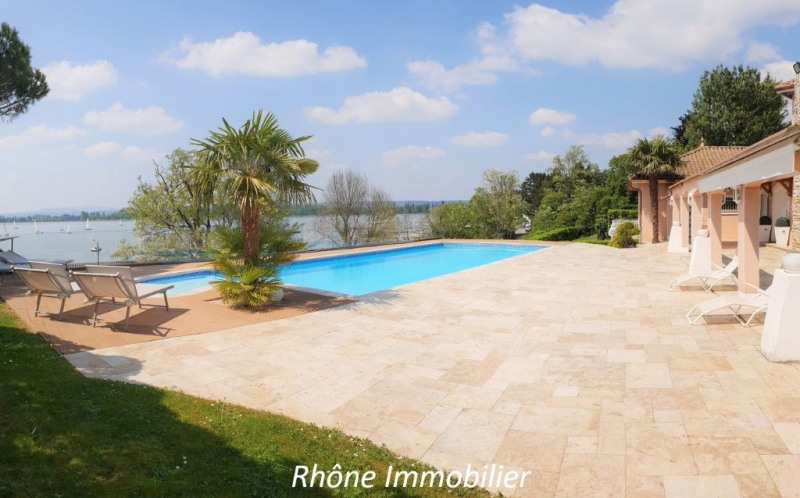 Vente de prestige maison / villa Meyzieu 1180000€ - Photo 2