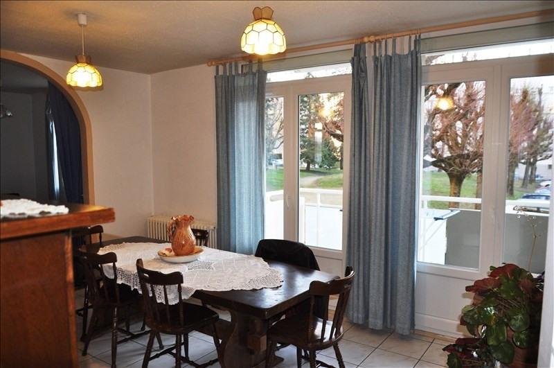 Sale apartment Vienne 132000€ - Picture 2