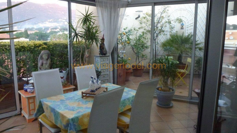 Viager appartement Cavalaire-sur-mer 206 000€ - Photo 5
