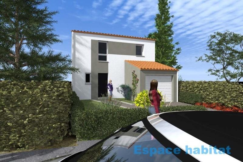 Maison  4 pièces + Terrain 303 m² Pont Saint Martin (44860) par ESPACE HABITAT