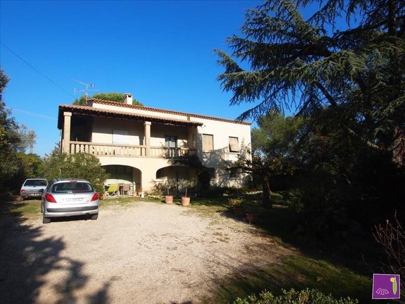 Vendita casa Uzes 263000€ - Fotografia 1