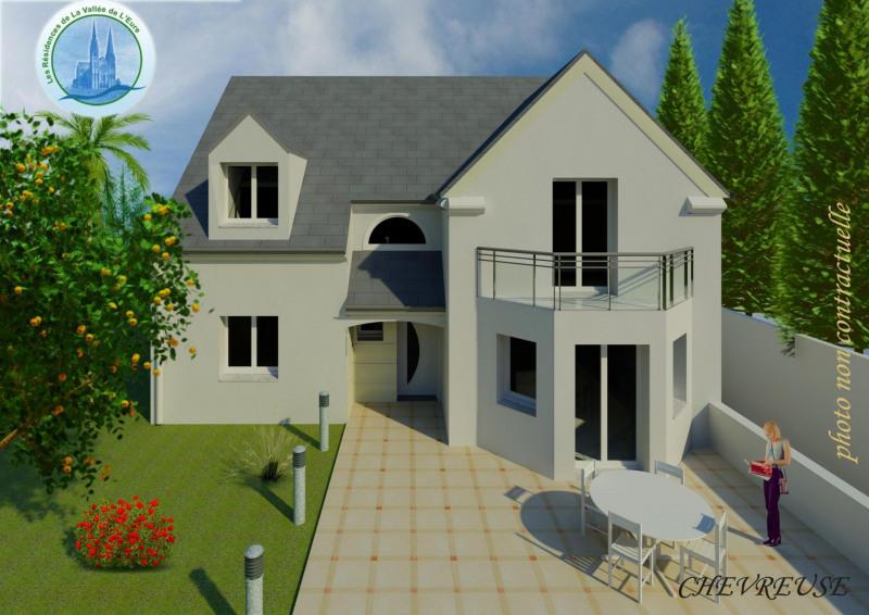Maison  5 pièces + Terrain 602 m² Saint-Arnoult-en-Yvelines par SARL RESIDENCES DE LA VALLEE DE L'EURE RVE
