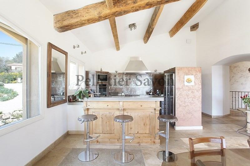 Verkoop van prestige  huis Le tholonet 1490000€ - Foto 9