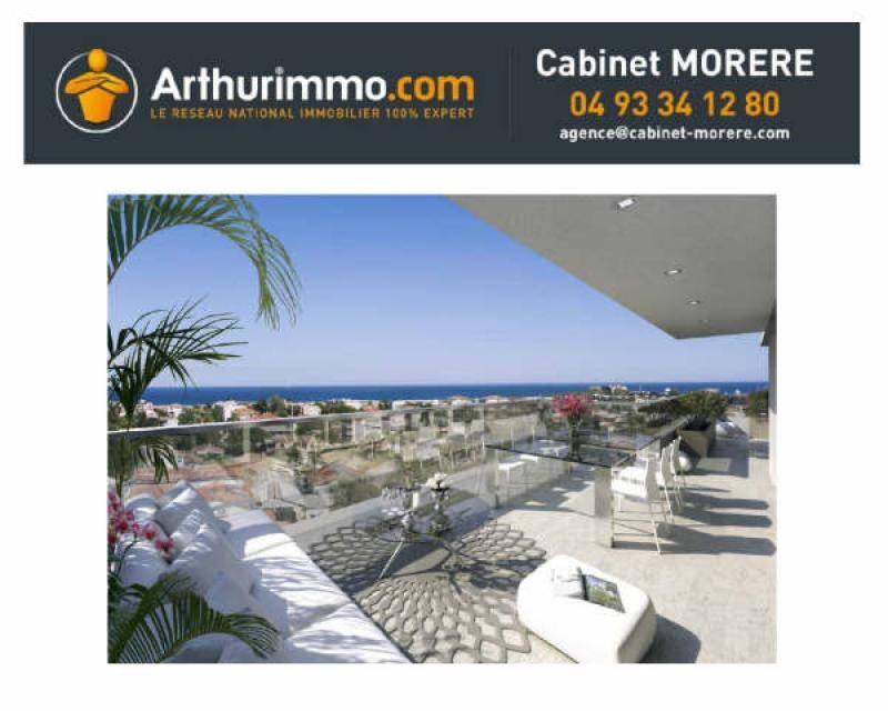 Sale apartment Antibes 385 000€ - Picture 2