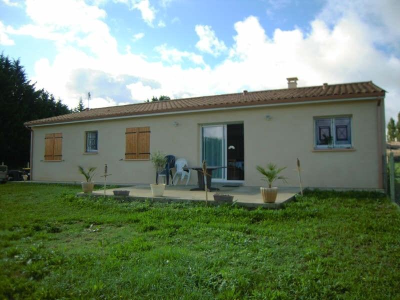 Vente maison / villa Blaye 179500€ - Photo 1