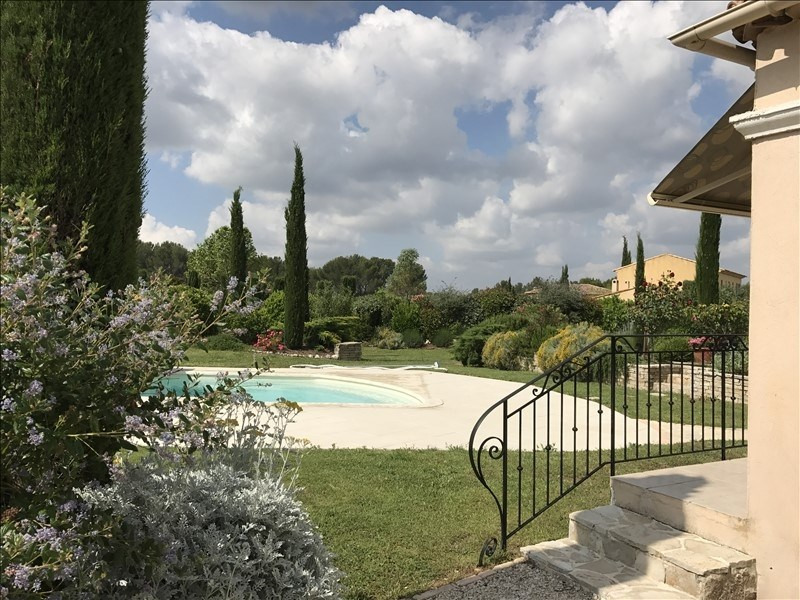 Vente de prestige maison / villa St cannat 920 000€ - Photo 3