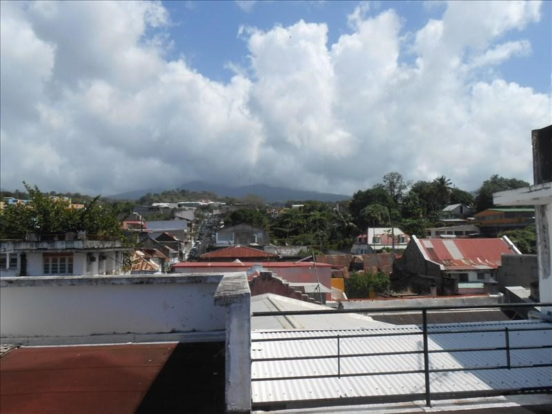 Rental apartment Basse terre 700€cc - Picture 1