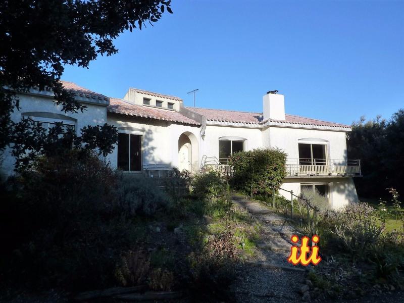 Vente de prestige maison / villa Chateau d olonne 690000€ - Photo 1