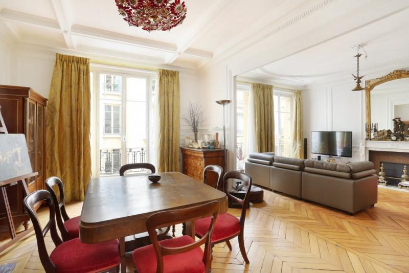 Revenda residencial de prestígio apartamento Paris 7ème 1990000€ - Fotografia 4