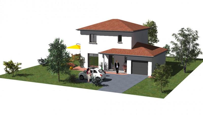 Maison  3 pièces + Terrain 405 m² Châtillon-en-Michaille par MAISONS VALTREA