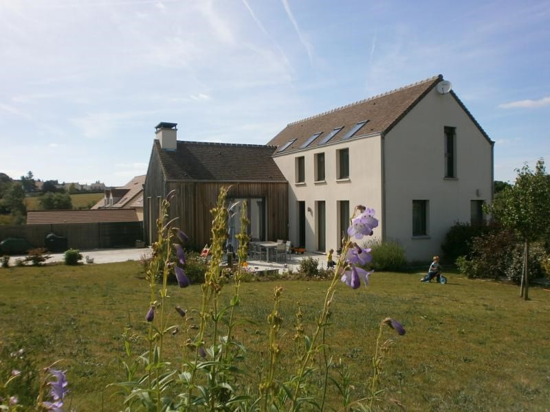 Vente maison / villa Orgeval 697000€ - Photo 5