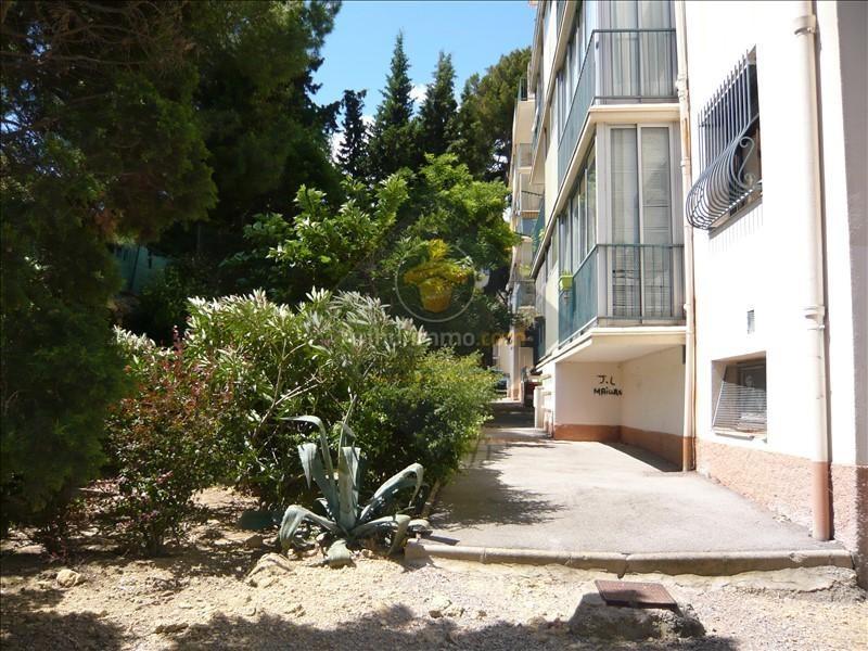 Sale apartment Sete 160000€ - Picture 1