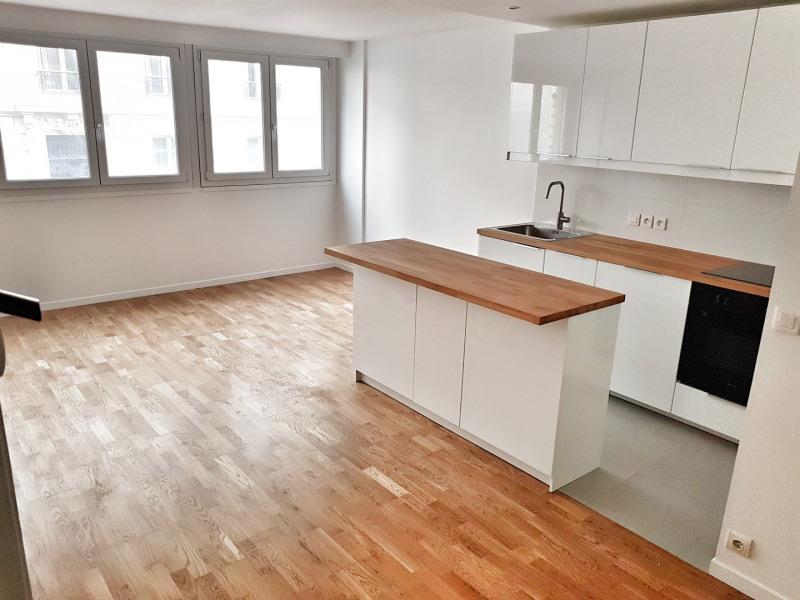 Sale apartment Paris 16ème 740000€ - Picture 1