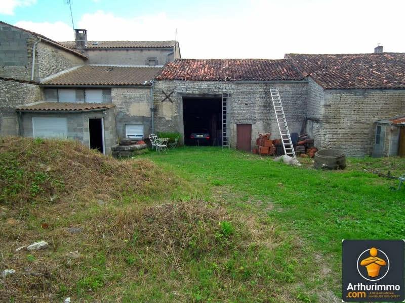 Sale house / villa Matha 81000€ - Picture 7