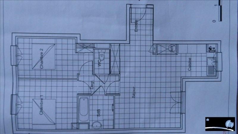 Venta  apartamento La ferte sous jouarre 176700€ - Fotografía 4