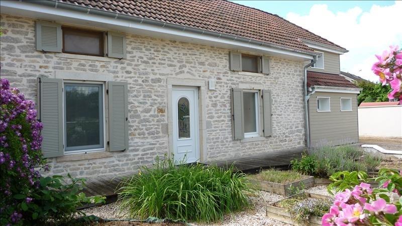 Vente maison / villa Aiserey 236800€ - Photo 2