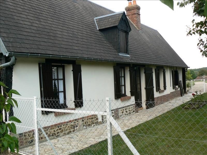 Vente maison / villa La neuve lyre 166000€ - Photo 1