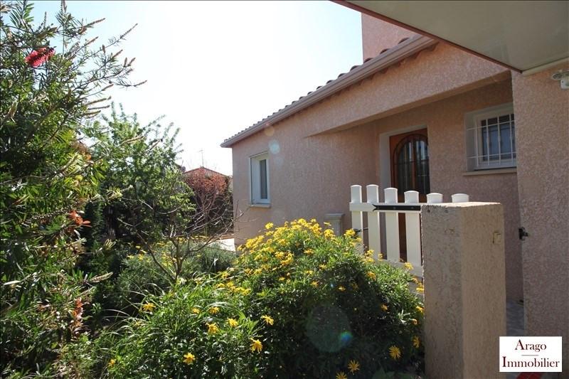 Vente maison / villa St laurent de la salanque 325400€ - Photo 2