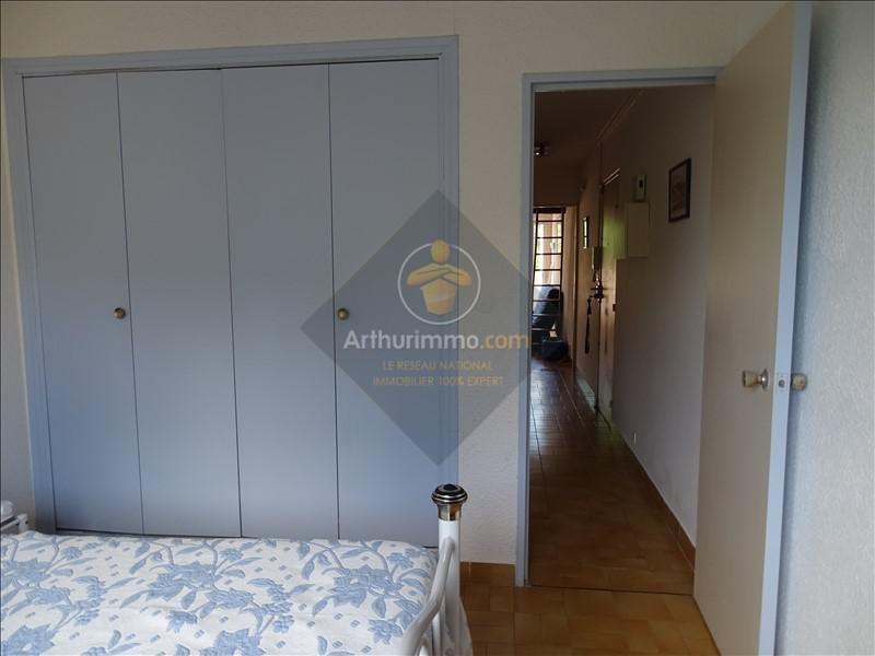 Vente appartement Le cap d agde 127000€ - Photo 7