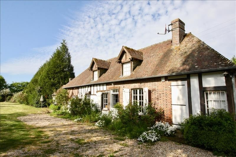 Vente de prestige maison / villa Conches en ouche 330000€ - Photo 5