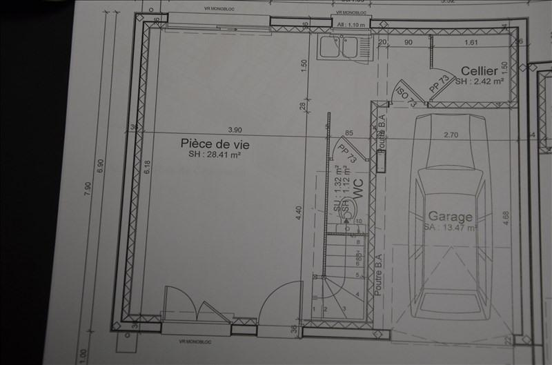 Vente maison / villa Sautron 233200€ - Photo 2
