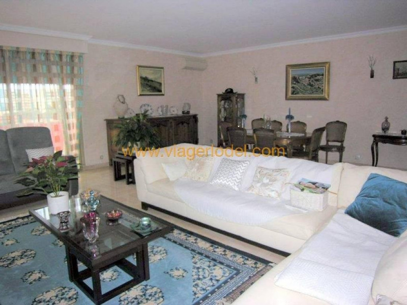 Viager appartement Antibes 185 000€ - Photo 1
