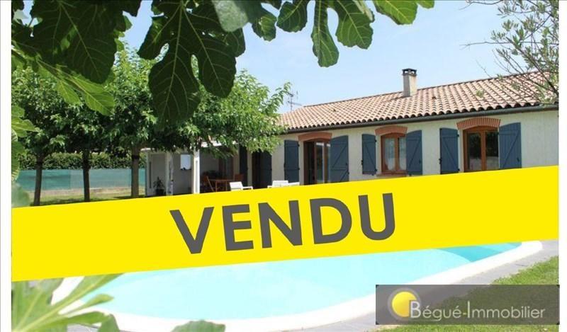 Sale house / villa Fontenilles 339900€ - Picture 1