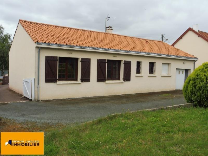 Vente maison / villa Villedieu la blouere 133200€ - Photo 1