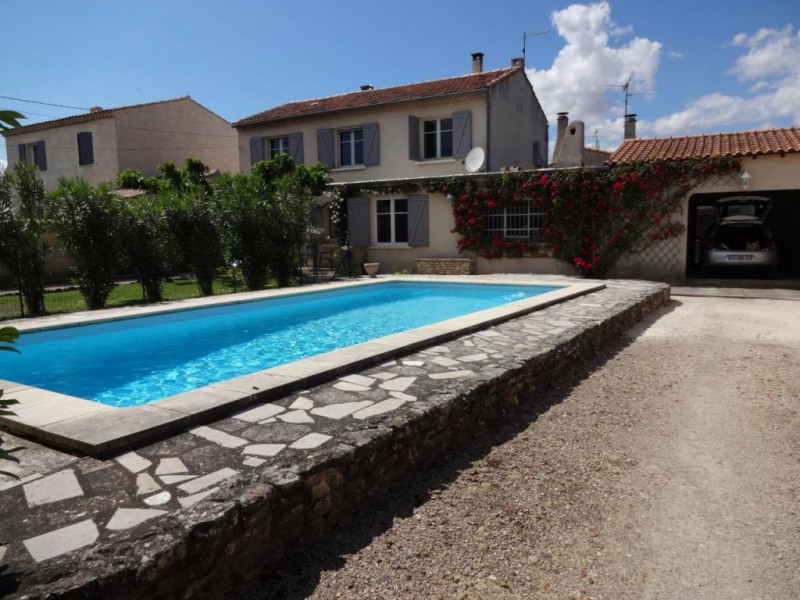 Vente maison / villa Entraigues sur la sorgue 319000€ - Photo 2