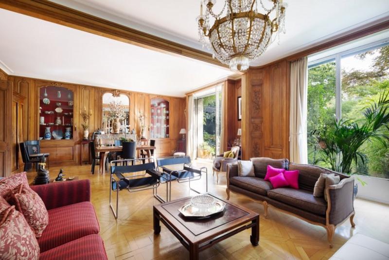 Venta de prestigio  apartamento Paris 16ème 2800000€ - Fotografía 2