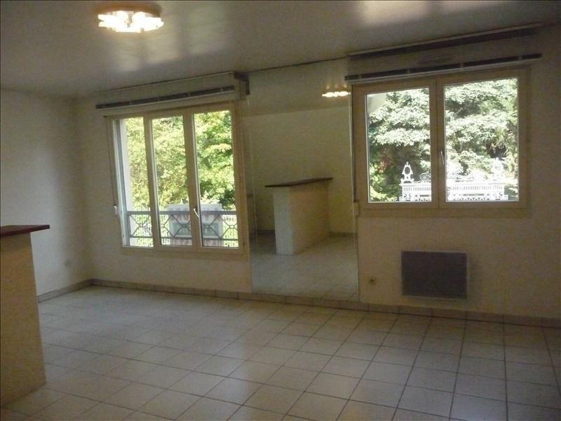 Vente appartement Charbonnieres les bains 137000€ - Photo 1