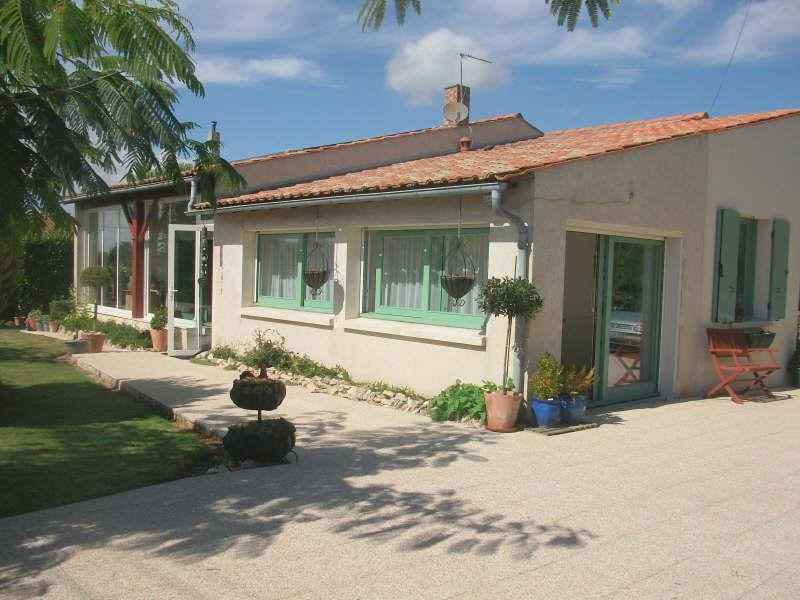 Vente maison / villa Beauvais sur matha 158 000€ - Photo 2
