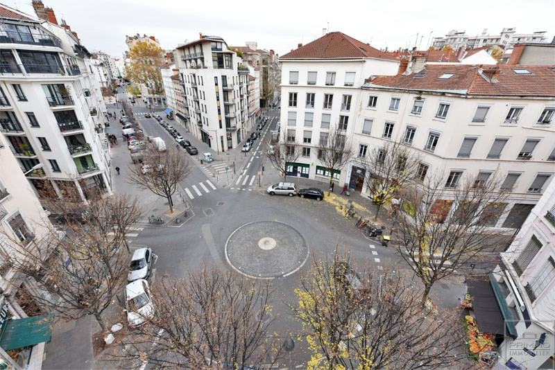 Appartement LYON 3 Pièces 62.52 m²