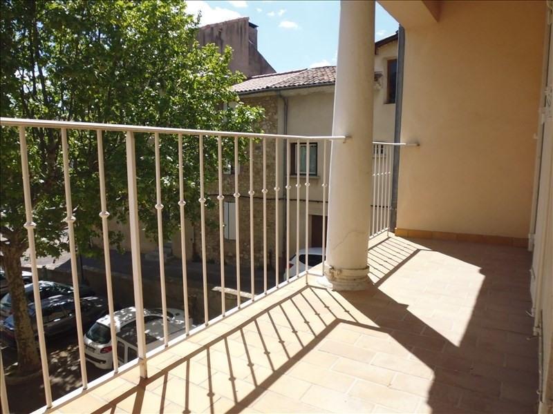Rental apartment Manosque 580€ CC - Picture 1