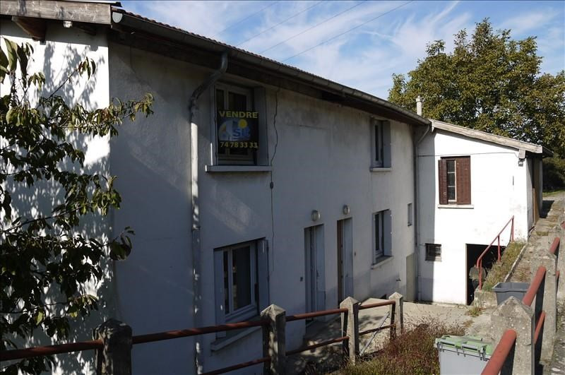Sale house / villa Reventin vaugris 149 900€ - Picture 1
