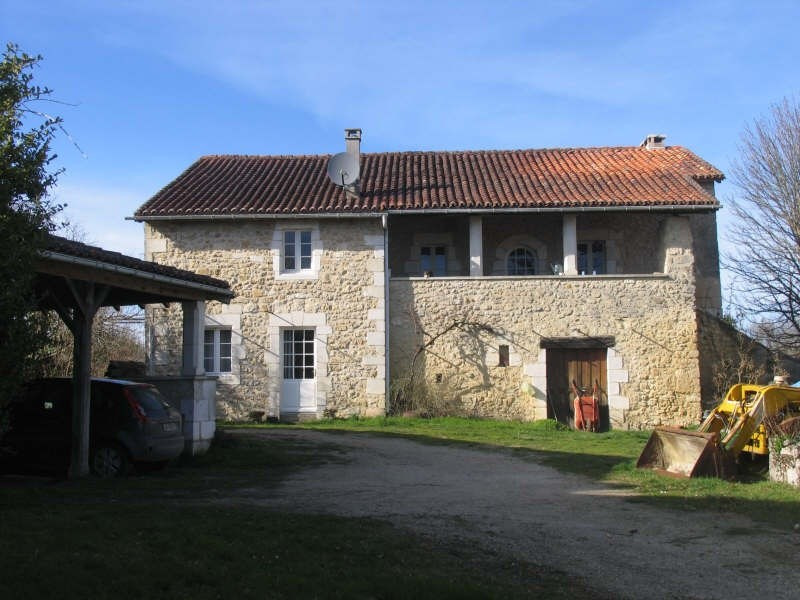 Sale house / villa Paussac et st vivien 247900€ - Picture 1