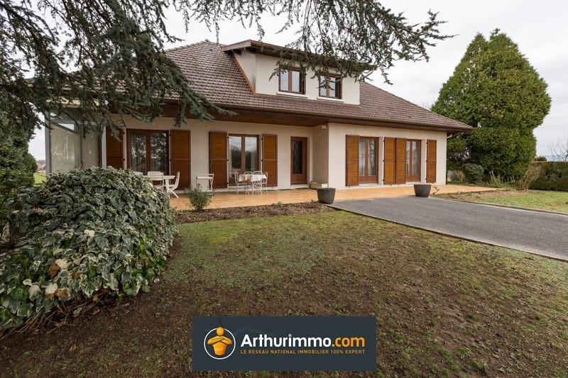 Vente maison / villa Morestel 270000€ - Photo 1