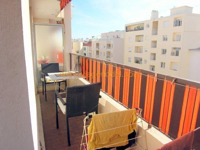 Vendita nell' vitalizio di vita appartamento Antibes 62000€ - Fotografia 5