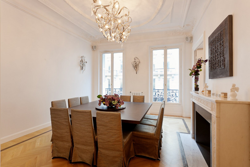 Deluxe sale apartment Paris 8ème 4 800 000€ - Picture 12