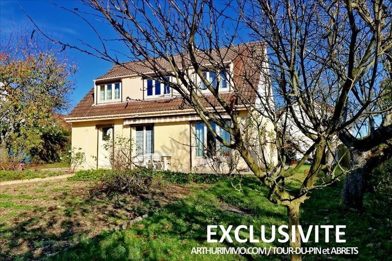 Vente maison / villa La tour du pin 185000€ - Photo 1