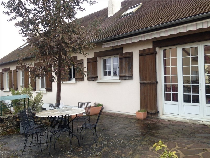 Vente maison / villa Nanteuil les meaux 377000€ - Photo 2