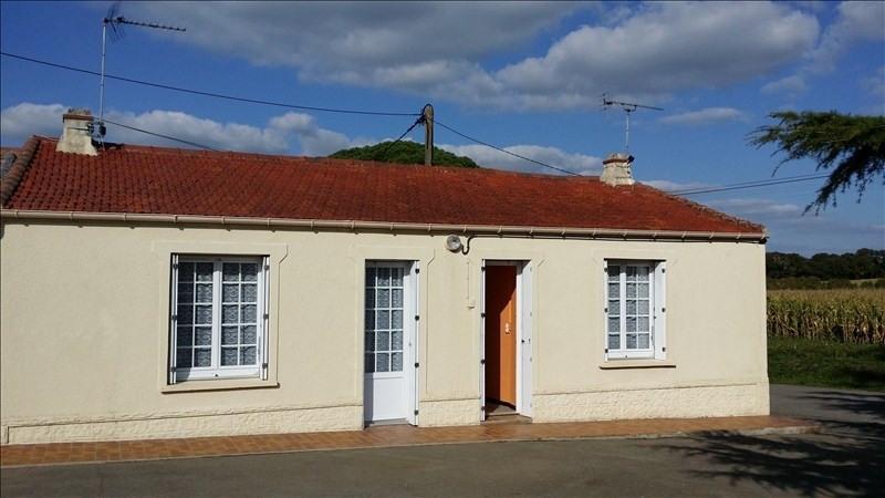 Location maison / villa St pere en retz 585€ CC - Photo 1