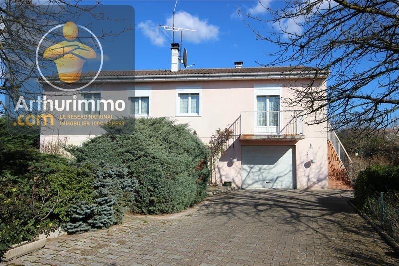 Vente maison / villa St andre le puy 168000€ - Photo 1
