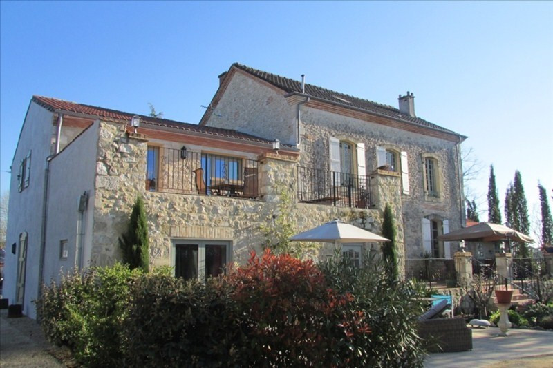 Vente de prestige maison / villa Prayssas 550 000€ - Photo 1
