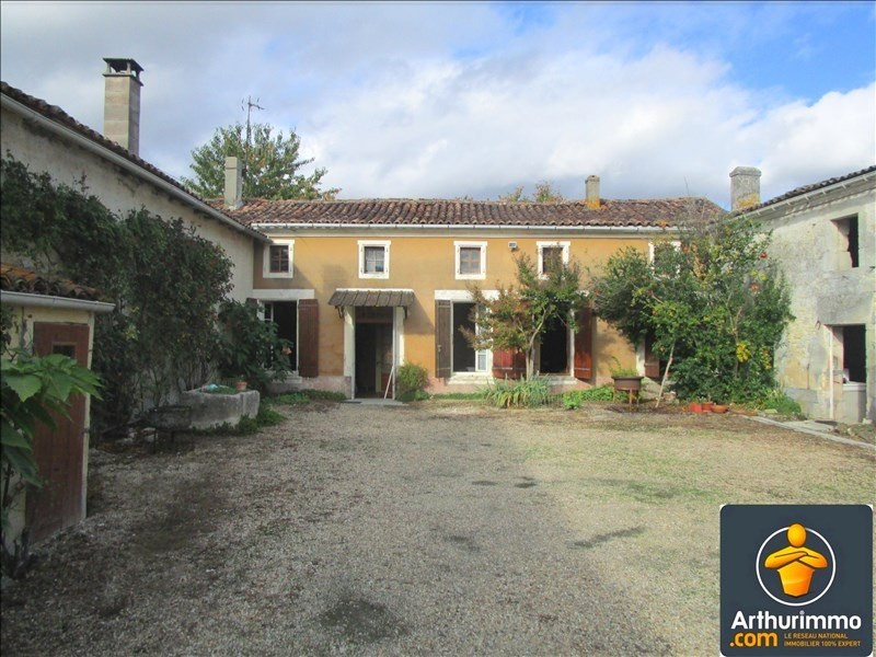 Sale house / villa Matha 75 600€ - Picture 1