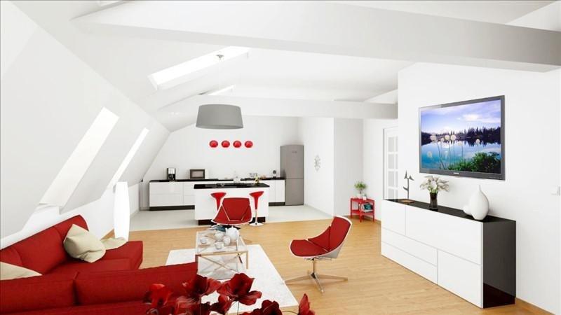 Deluxe sale apartment Nancy 270000€ - Picture 1