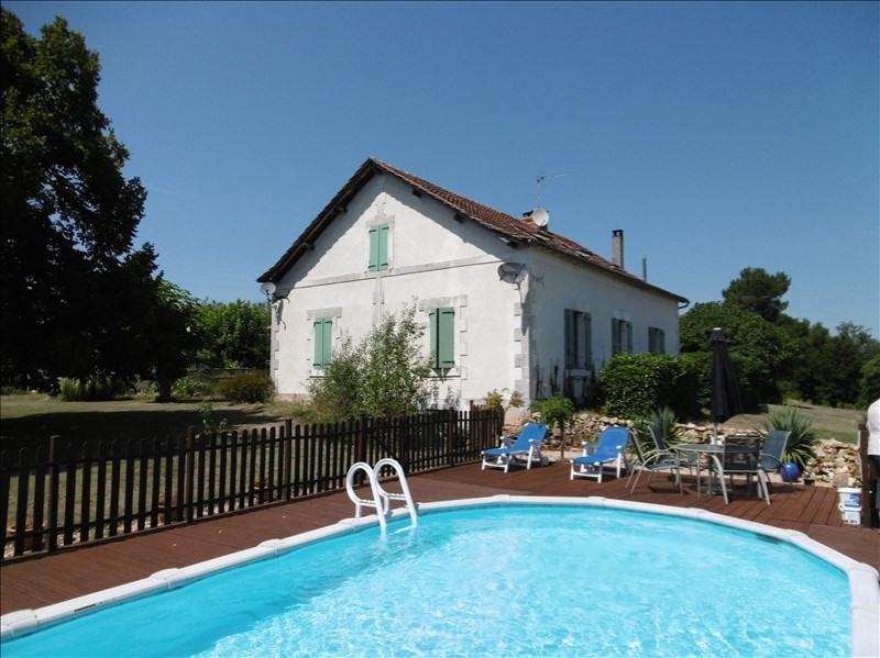 Sale house / villa Eglise neuve d issac 394000€ - Picture 2